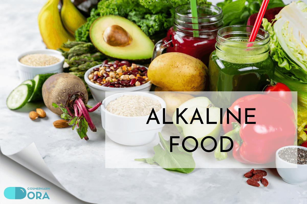 Thực phẩm Alkaline