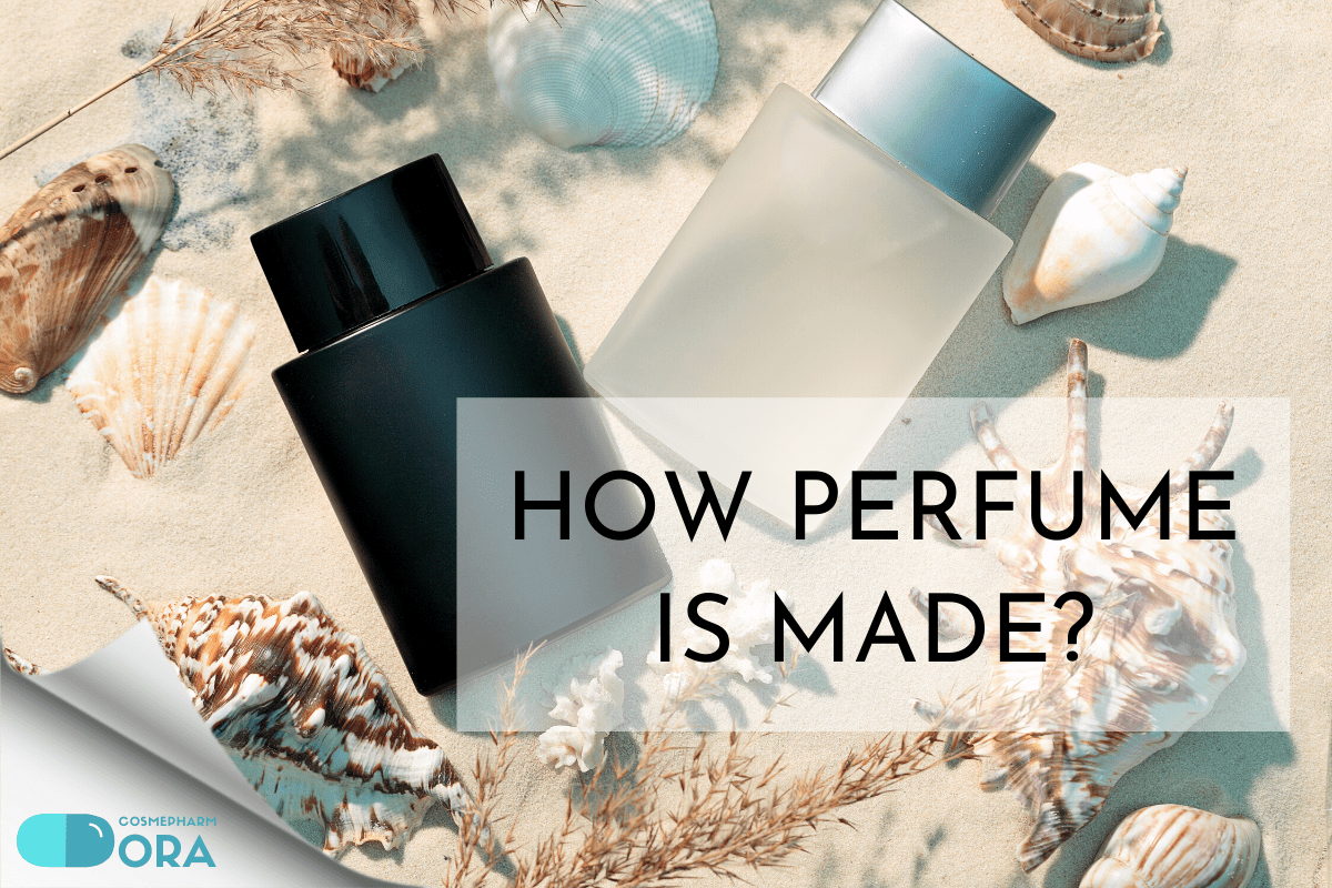 How perfume is made?