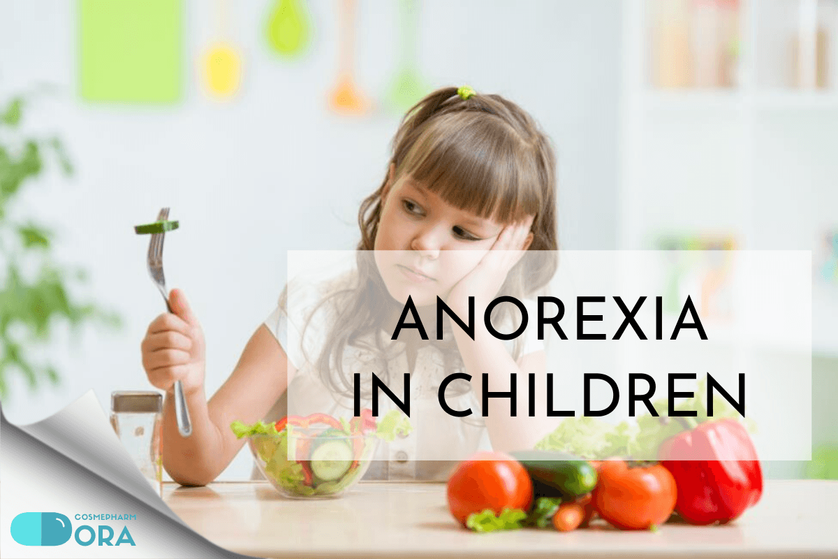 6 tips to deal with anorexia in children