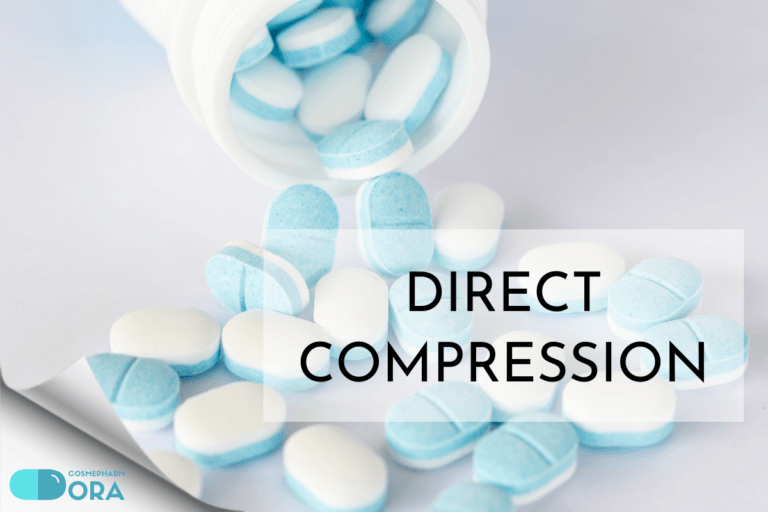 Direct Compression in Tablet Manufacturing
