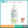 Sữa rửa mặt tẩy trang cho nam 2in1 Cucumber Extract Facial Cleansing Milk