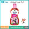 Sữa tắm gội toàn thân cho bé Panda Baby Wash