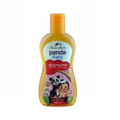 Dầu gội cho bé Panda Baby Shampoo With Bee's Honey 100ml