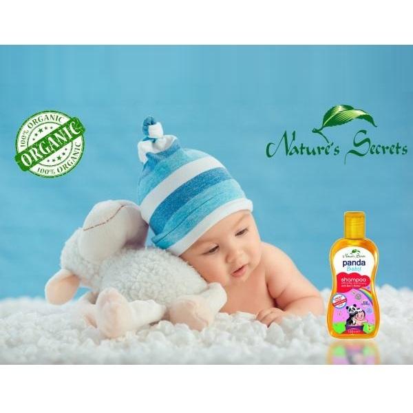 Panda Baby Shampoo