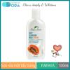 Sữa rửa mặt tẩy trang 2in1 Papaya Extract Facial Cleansing Milk