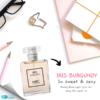 Iris Burgundy