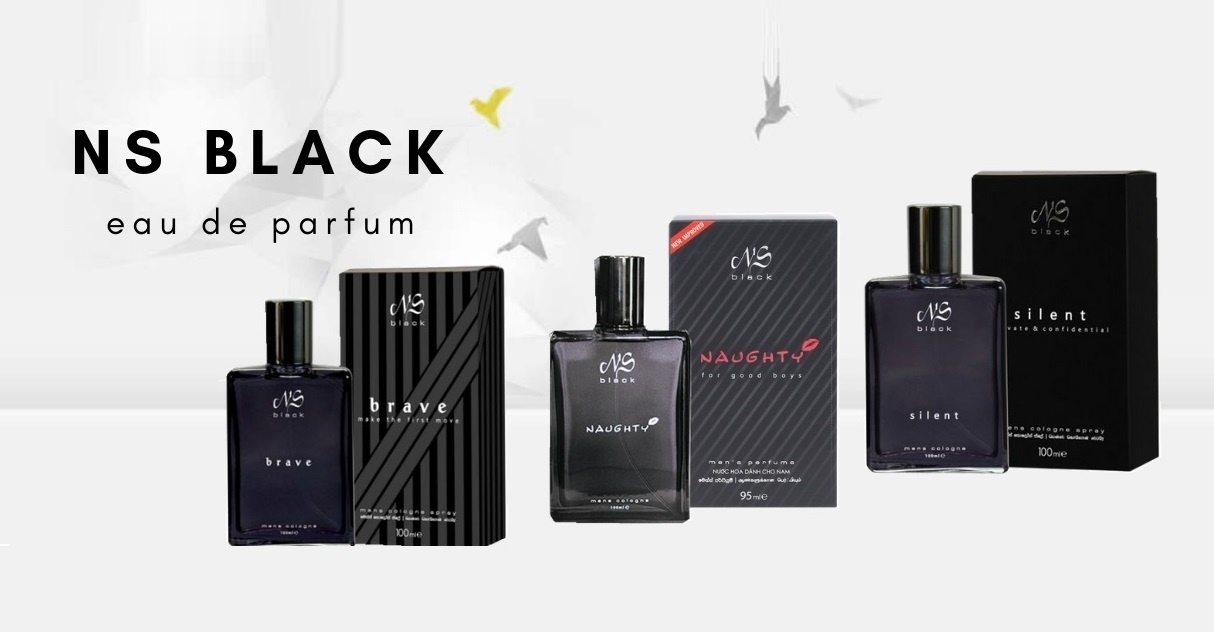 NS Black Men Perfume