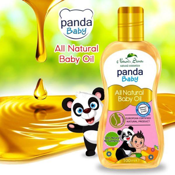 Panda Baby Oil