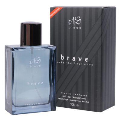 Nước hoa nam NS Black Brave 95ml (Smoky Flame)