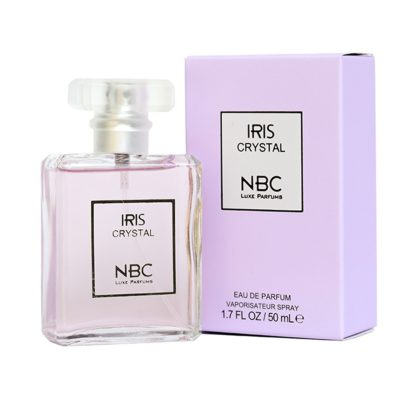 Iris Crystal Women Perfume 50ml (Mauve)