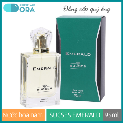 Nước hoa nam Sucses Emerald 95ml (Rainforest Quintessence)