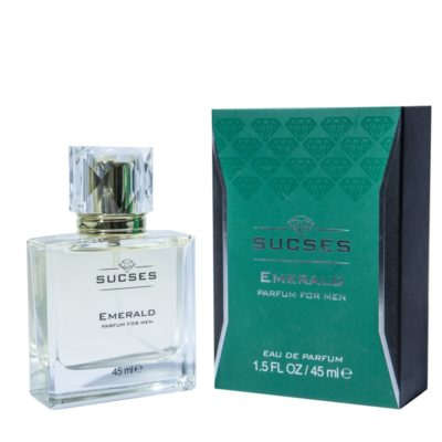 Nước hoa nam Sucses Emerald 45ml (Rainforest Quintessence)