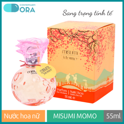 Misumi Momo Women Perfume 55ml (Peach)