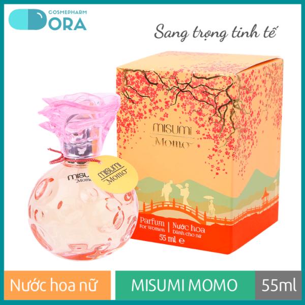 Nước hoa nữ Misumi Momo
