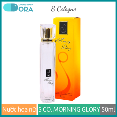 Nước hoa nữ S Cologne Morning Glory 50ml (Canary)