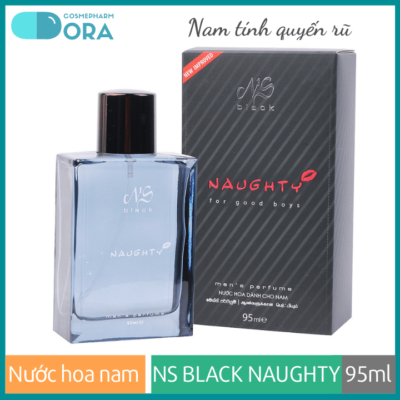 Nước hoa nam NS Black Naughty 95ml (Inky Manuscript)