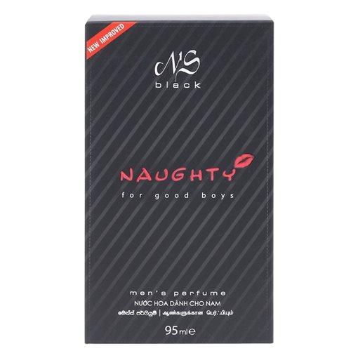 Nước hoa nam NS Black Naughty
