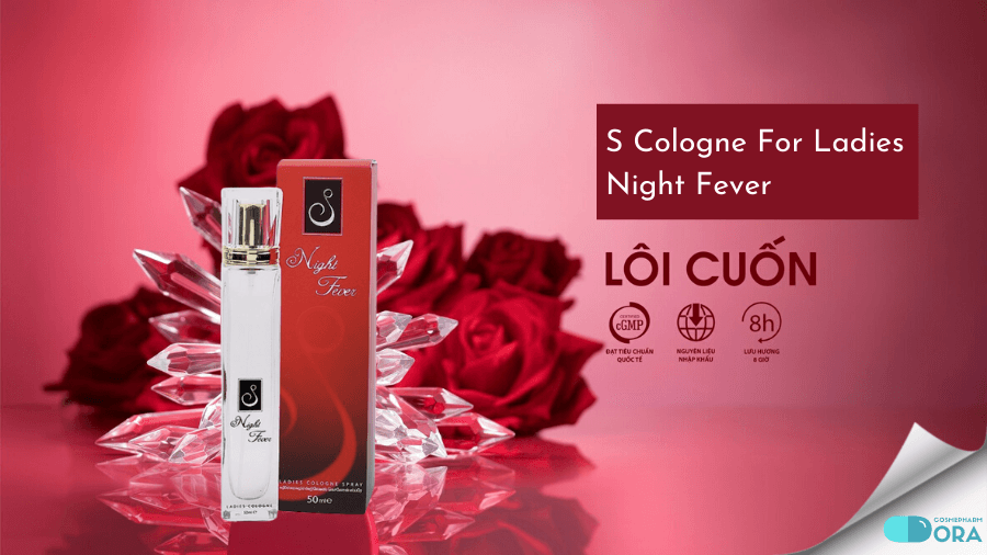 S Cologne Night Fever