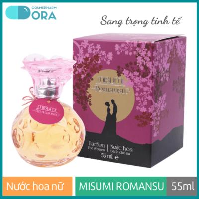 Misumi Romansu Women Perfume 55ml (Magenta)