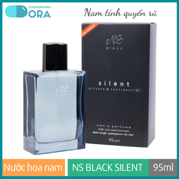 o cấp NS Black Silent 95ml (Dusky Miracle)