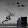 Nước hoa nam NS Black Silent