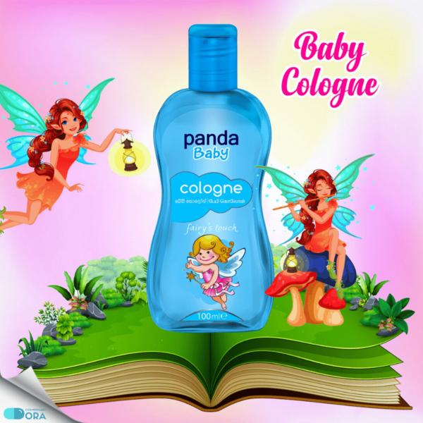 Nước hoa cho bé Panda Baby Cologne Fairy's Touch