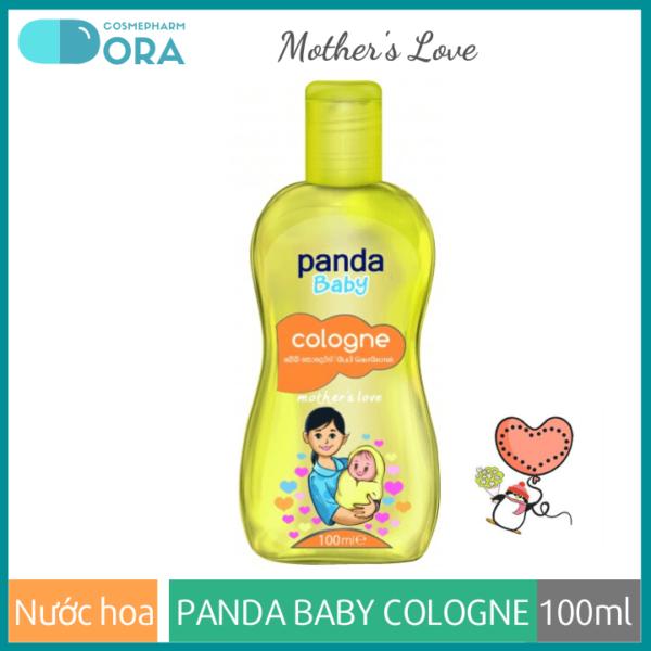 Nước hoa cho bé Panda Baby Cologne Mother's Love