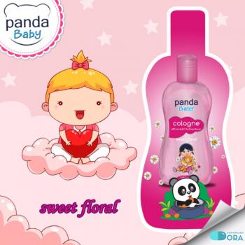 Nước hoa cho bé Panda Baby Cologne Sweet Floral